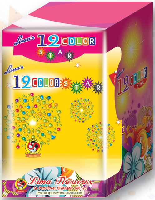 12 Color Star