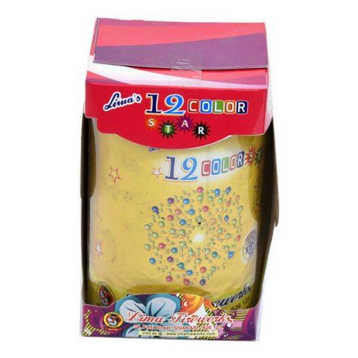 12 Colour Star