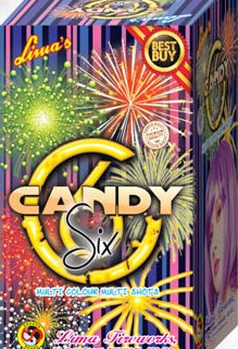 Aerial Show - Candy Six