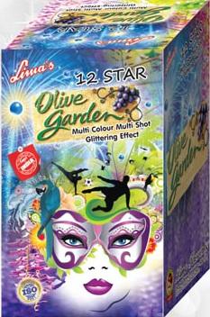 Aerial Show - Olive Garden