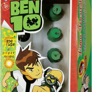 Atom - Ben 10 bomb