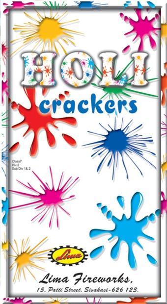 Holi Crackers