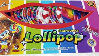 Fancy Novelties - Crackling Lollipop