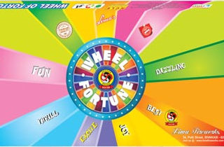 Fancy Novelties - Fortune Wheel