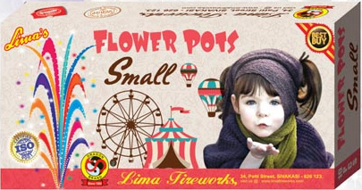 Flower Pots - Small