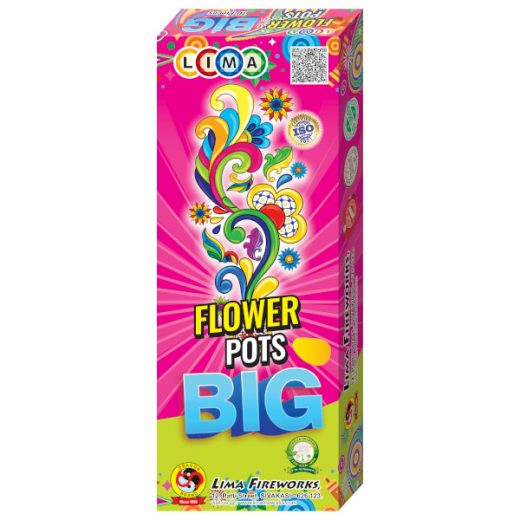 Flower Pots - Big