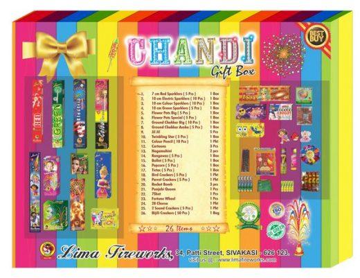Seasons Gift - Chandi