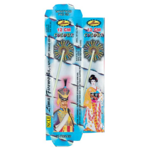 Sparklers - 12cm color