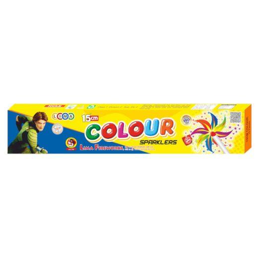 15cm Colour Sparklers