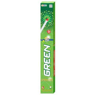 30cm Green Sparklers