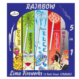 Sparklers - Rainbow