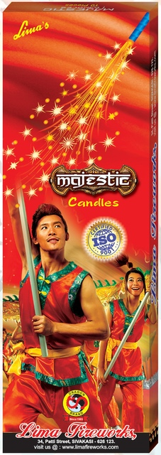 Majestic candles