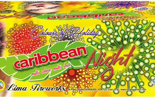 Aerial Show - Caribbean Nite