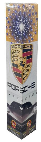 Aerial Show - Porsche