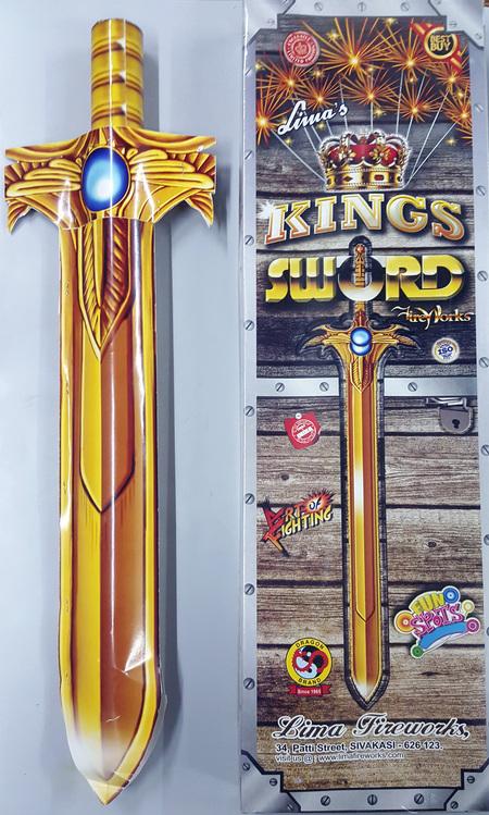 Fancy Novelties - Kings Sword