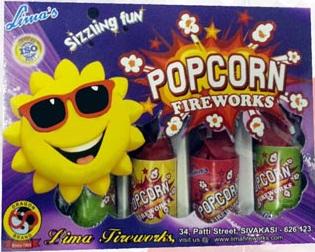 Fancy Novelties - Pop Corn