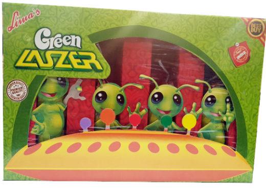 Green Laszer