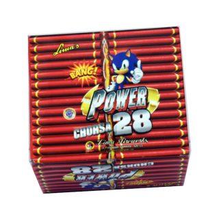 28 Power Chorsa