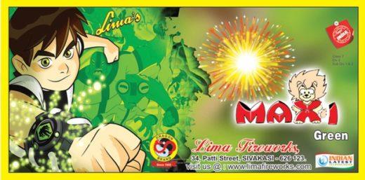 Maxi Green