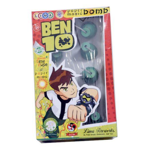 Ben 10 Bomb