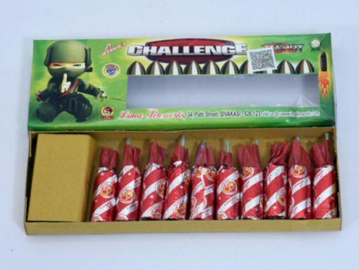 Challenge Bomb