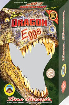 Fancy Novelties - Dragon Eggs