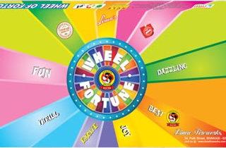 Fancy Novelties - Fortune Wheel