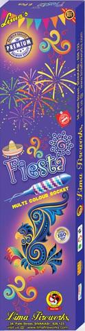 Fiesta Rocket
