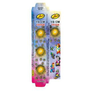 Sparklers - 10cm color