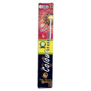 10cm Colour Sparklers