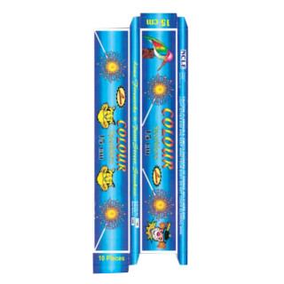 Sparklers - 15cm color