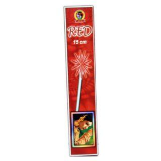 15cm Red Sparklers