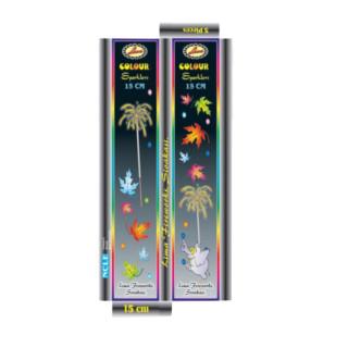 Sparklers - 15cm Electric