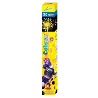 Sparklers - 30cm Color