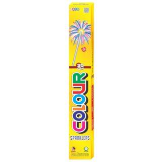 30cm Colour Sparklers